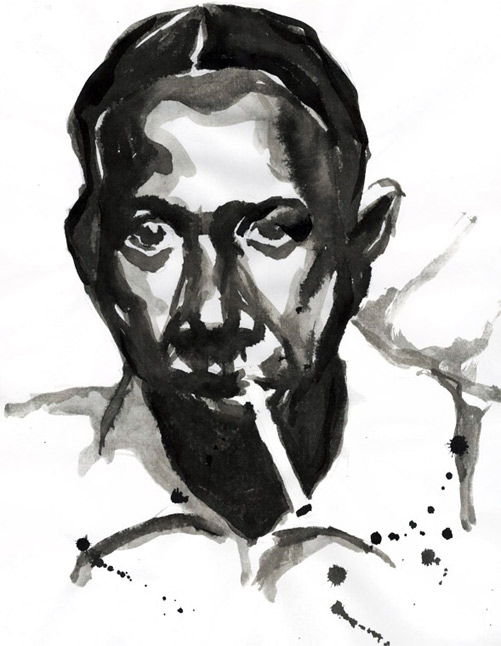 Robert Johnson drawing 1